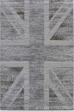 BREEZE 4880 16872 Бельгийский ковёр без ворса. Идеален для кухонь, коридоров, современных гостиных. Жёсткий, добротный