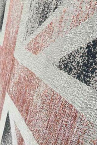 Килим BREEZE 4880 sand-sienna red