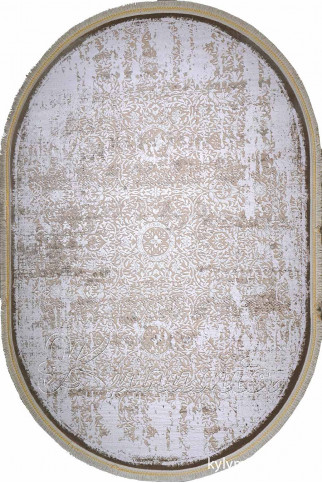 Килим NUANS W1919 dbeige-ivory