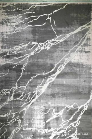 Ковер NUANS W2108 turquise-white