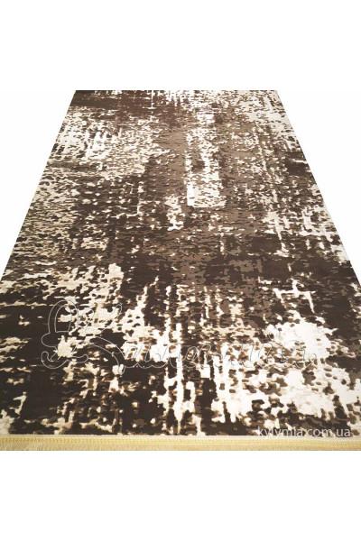 Килим NUANS W3226 brown-cbeige