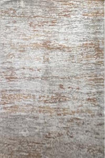 Ковер ELITRA W7079 dorange-dgrey