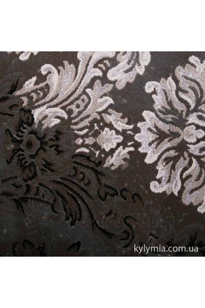 Килим VOGUE AG29A brown-dgrey