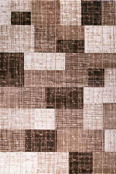 Ковер PESAN W2316 beige-brown