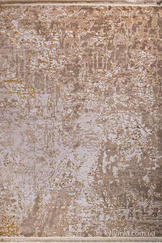 Ковер NUANS W1524 lbrown-gold