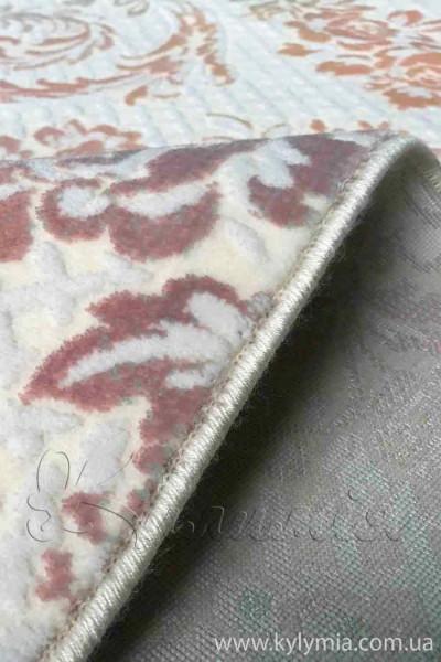 Ковер CONCORD 7433A ivory-lpink