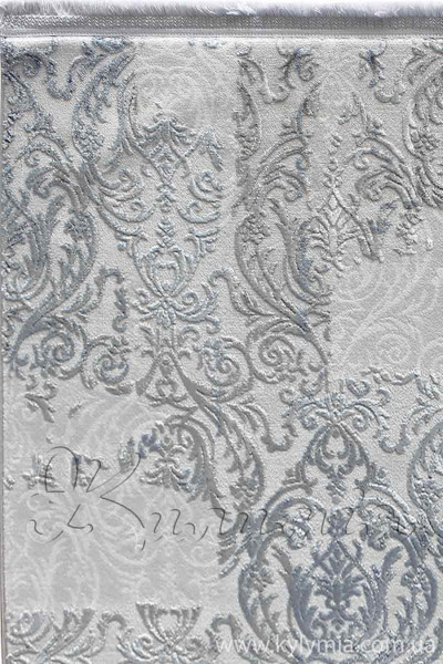 Ковер ELITRA W6203 dgrey-blue