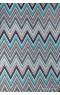 Ковер ALMINA 127517 5-grey-turkuaz
