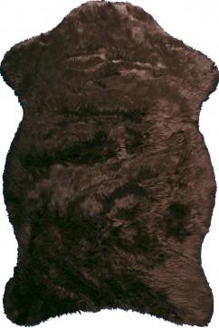 """A-POST kahve 18165 Шкуры из искусственного меха """"под овчину"""". Могут служить как ковриком, так и модным  декором."""