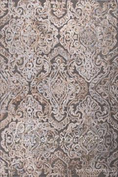 AMOUR AMOUR 15432 Индийский натуральный ковер из шерсти и вискозы, хорошо сохранит тепло и украсит интерьер.