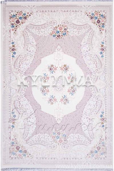 Ковер BELMOND K183A ll lilac-hb cream