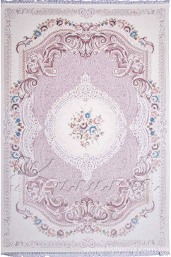 BELMOND K184A 15095 Мягкий акриловый ковер с полиэстеровой ниткой в восточной классике украсит гостиную или спальню.