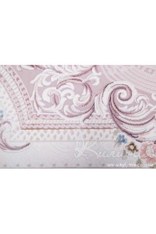 Ковер BELMOND K184A ll lilac-hb cream