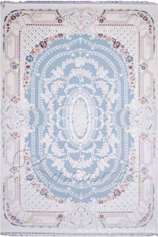 Ковер BELMOND M265A l blue-hb cream