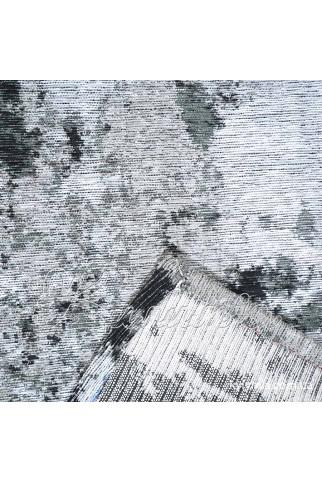Ковер ALMINA 127514 8-grey-black