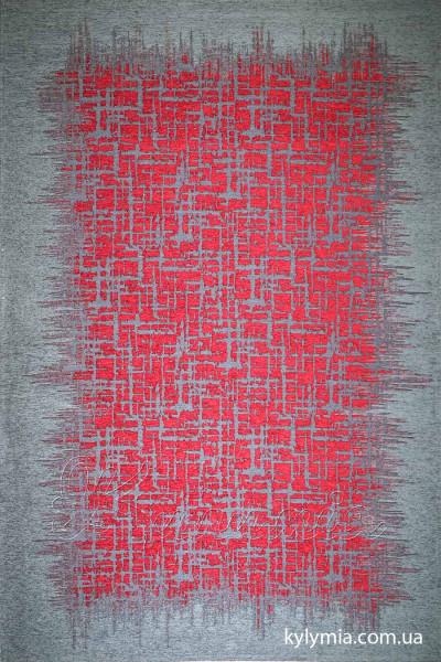 Ковер VISTA 131305 05-grey-red