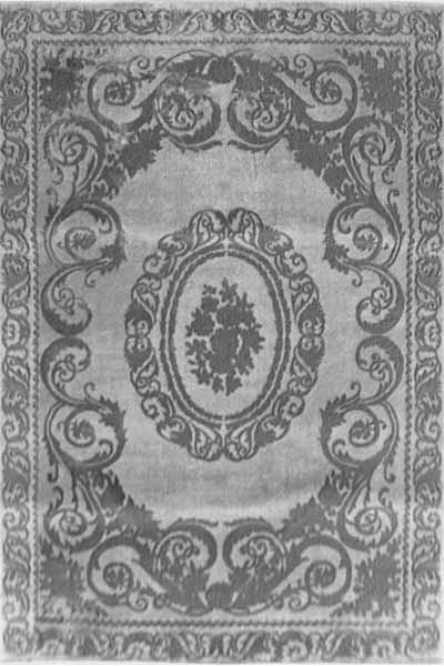 Ковер BARCELONA S299A grey-grey