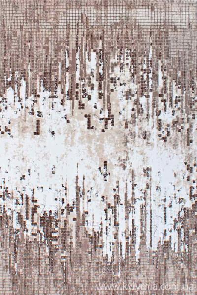 Ковер VALS W8376 beige-dbeige