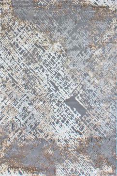 ZARA W3982 18027 Ковер из полиэстера, в современном винтажном стиле, мягкий, шелковистый. Подойдет в любую комнату.