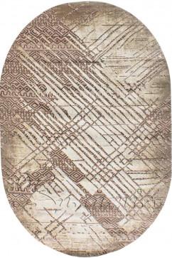 ZARA W6124 18037 Ковер из полиэстера, в современном винтажном стиле, мягкий, шелковистый. Подойдет в любую комнату.