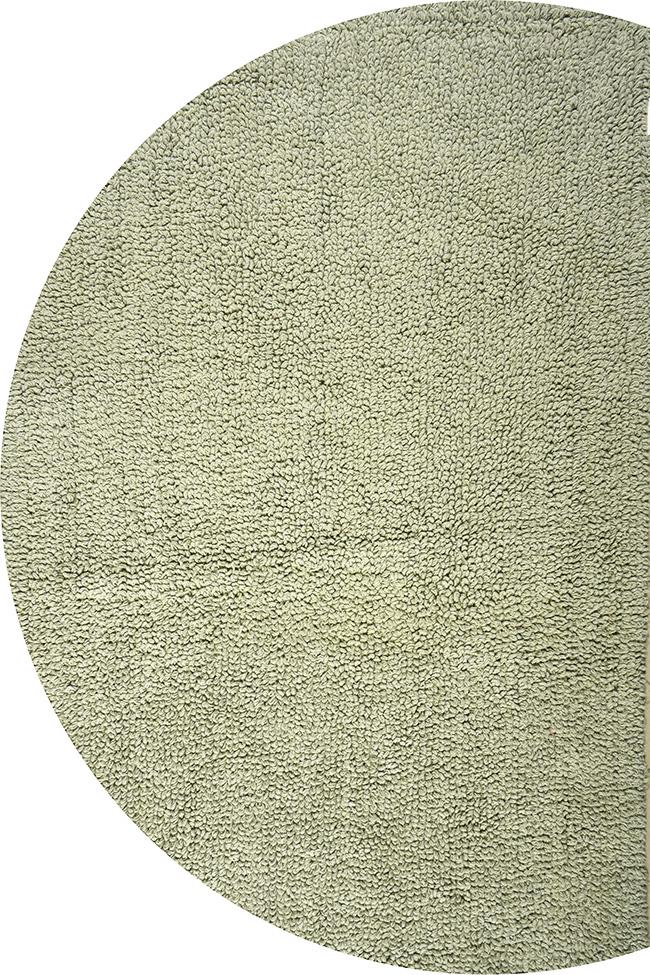 Коврик BATH MAT 16286A green