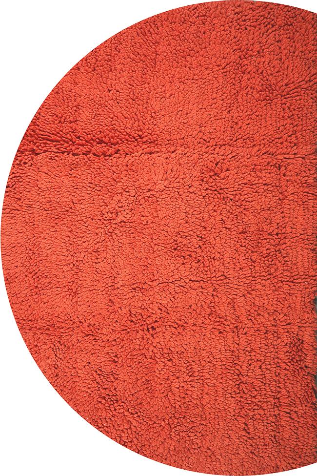 Коврик BATH MAT 81103 orange