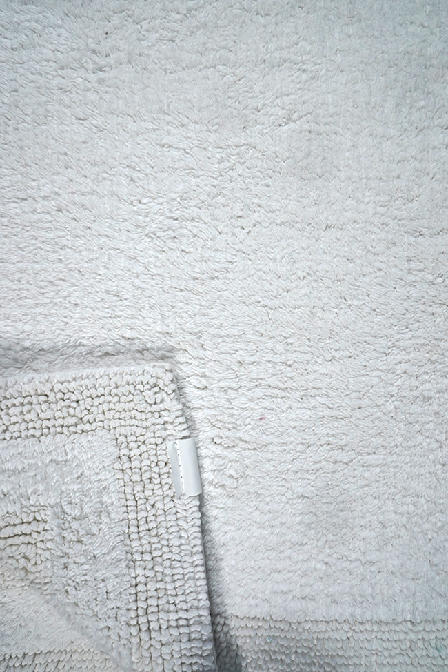 Килимок INSIDE-5246 white-white