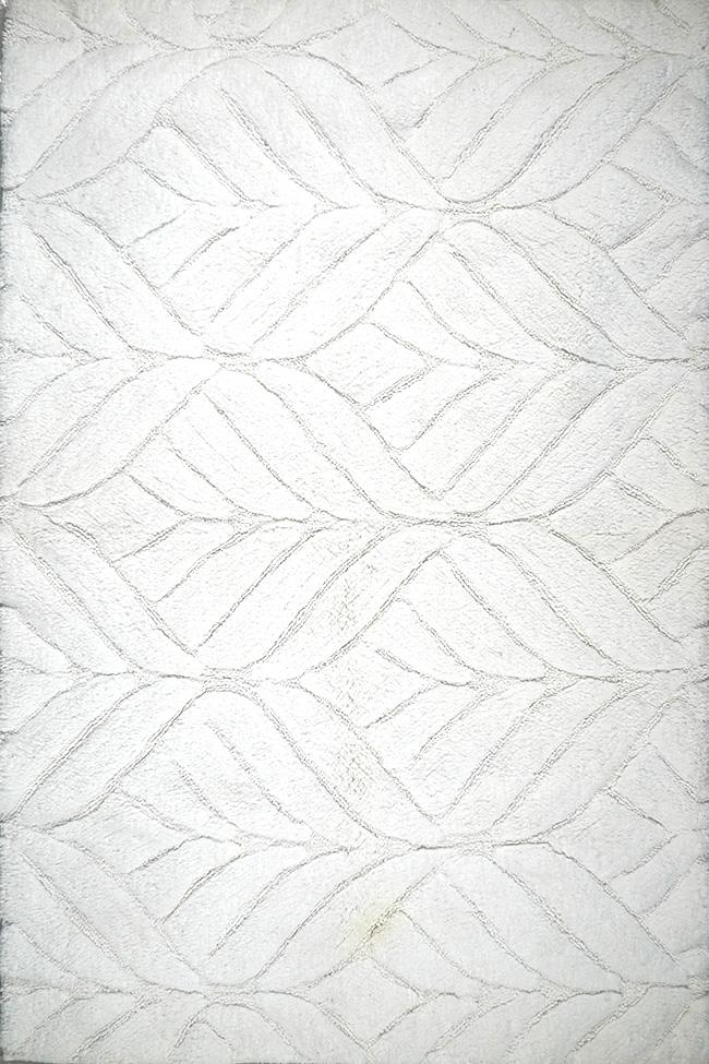 Килимок LIME-5229 white-white