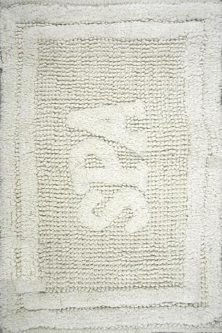 Килимок WOVEN RUG 80052 ecru