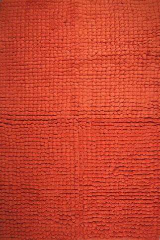Килимок WOVEN RUG 80083 orange