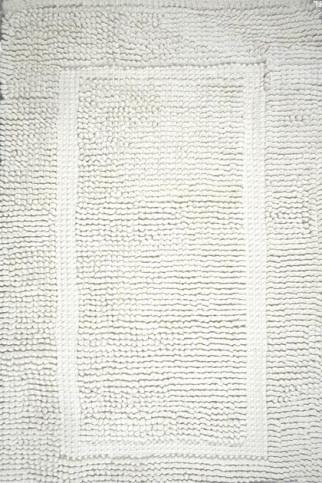 Коврик WOVEN RUG 16514 white-white