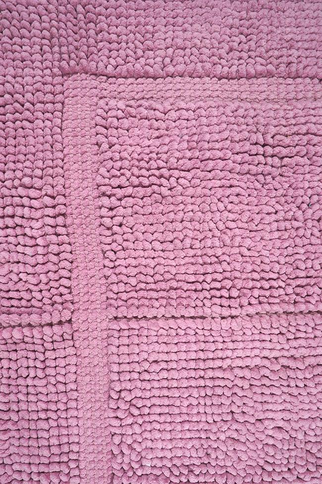 Коврик WOVEN RUG 16514 pink