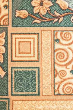 Ковролин VESNA 600  из Полиамид производства Россия  в зелено-оливковых, в коричневых цветах - фото М