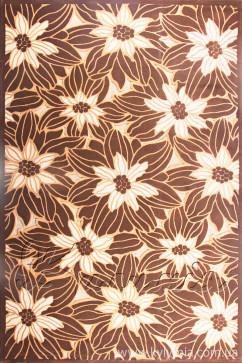 AMADA K001 5605 Мягкий рельефный ковер из акрила с полиэстром украсит вашу гостиную.