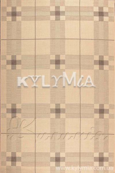 Килим COTTAGE 1722 natural-chocolate-3401