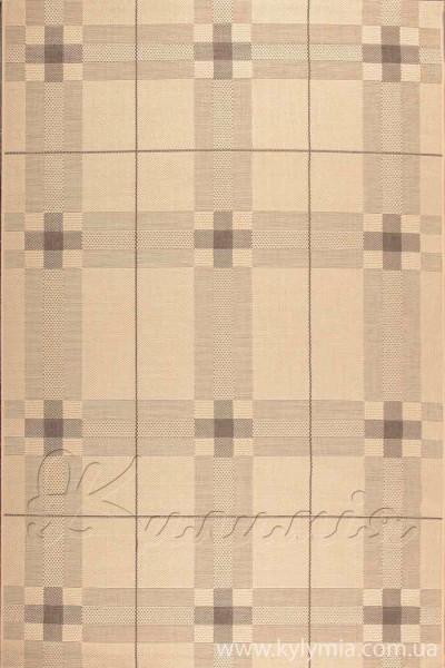 Ковер COTTAGE 1722 natural-chocolate-3401