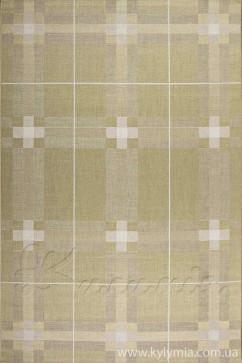 Ковер COTTAGE 1722 OLIVE GREEN/WOOL/8R06 Прямоугольник из Полипропилен производства Бельгия  в зелено-оливковых цветах - фото М