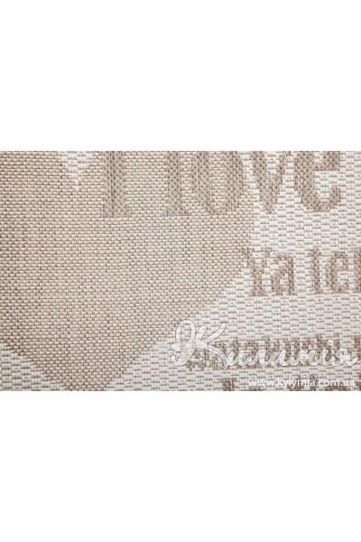 Килим COTTAGE 4592 wool-mink-6y01
