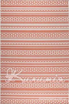 Ковер COTTAGE 5032 WOOL/TERRA/8Z01 Прямоугольник из Полипропилен производства Бельгия  в желто-оранжевых цветах - фото М