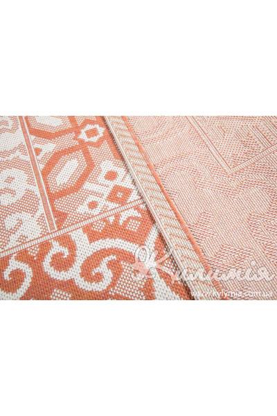 Ковер COTTAGE 5474 wool-terra-8z01