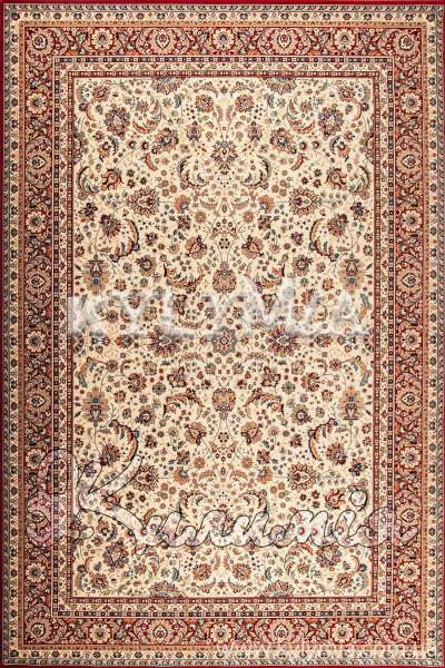 Килим KASBAH S 13720/475 beige-red