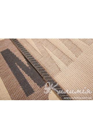 Килим LODGE 4792 brown-black-6h89