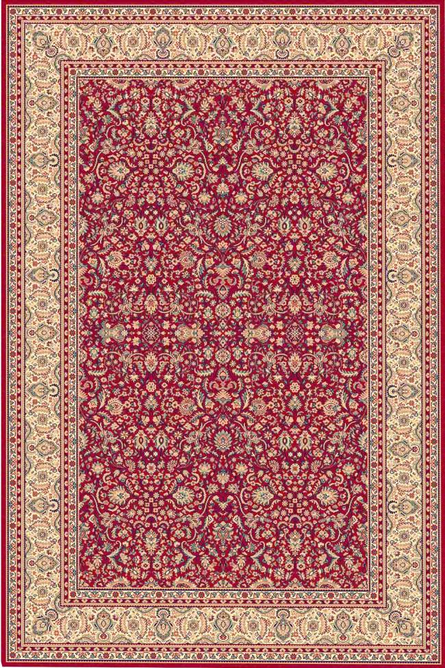 Ковер ROYAL 1626/507 beige-red