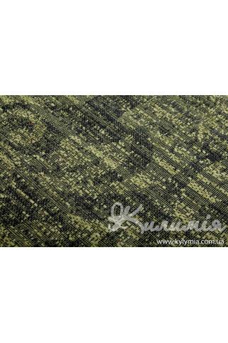 Ковер VINTAGE 4822 black-bio green