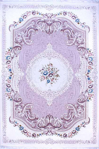 Ковер BELMOND K184A ll pink-hb cream