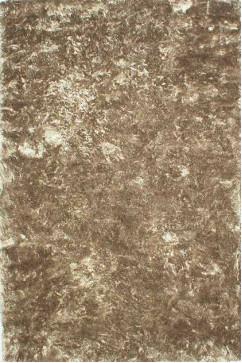 CARLTON  almond 10418 Очень мягкий шелковистый ковер из полиэстровой нитки с высоким ворсом. Подойдет в спальню и гостиную