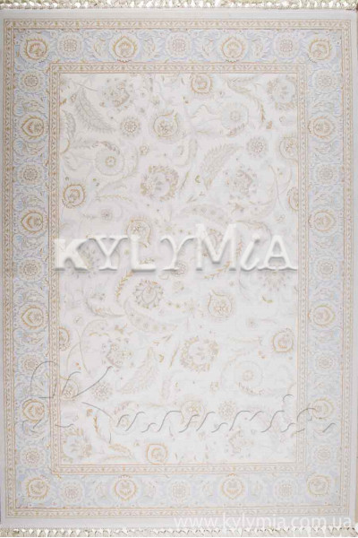 Килим MYRAS 9497A cbone-clight blue