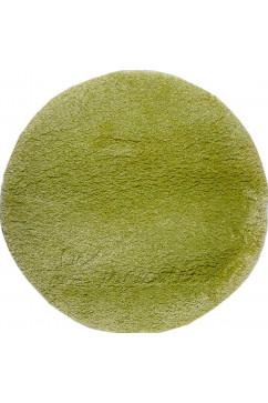 Ковер FREESTYLE 0001-45 YSL Круг из Полипропилен производства Турция  в зелено-оливковых цветах - фото М