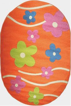 FULYA 8947A 10984 Идеальный коврик в детскую комнату с разнообразными рисунками, не вызывает аллергию.