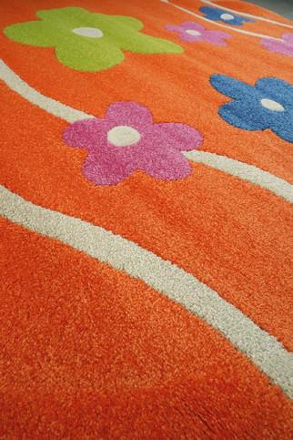 Ковер FULYA 8947A orange